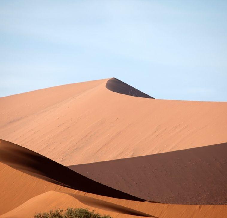 Un climat désertique sub-tropical