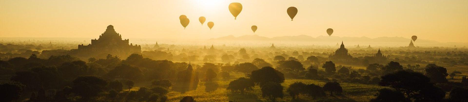 Premier envoûtement en Birmanie