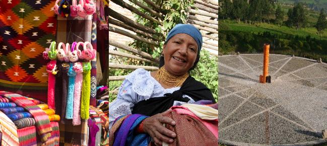 OTAVALO - QUITSATO - PARC NATIONAL COTOPAXI