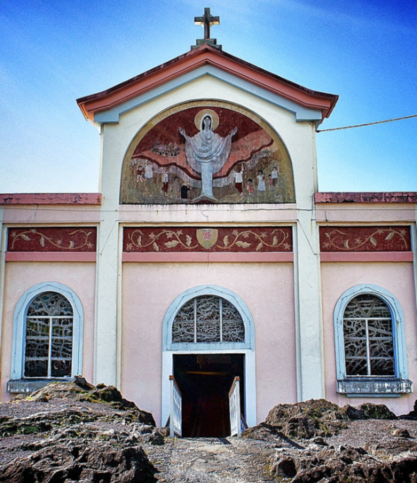 SAINT ANNE - SAINTE ROSE - SAINTE ANNE