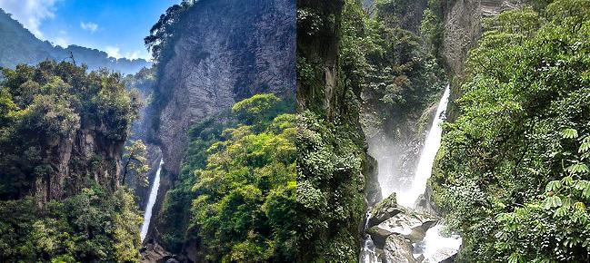 LASSO - BAÑOS - RIOBAMBA