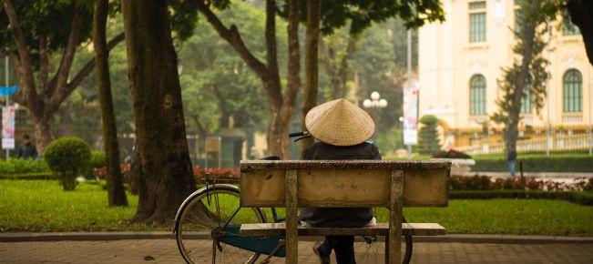 HANOI - LAO CAI EN TRAIN DE NUIT