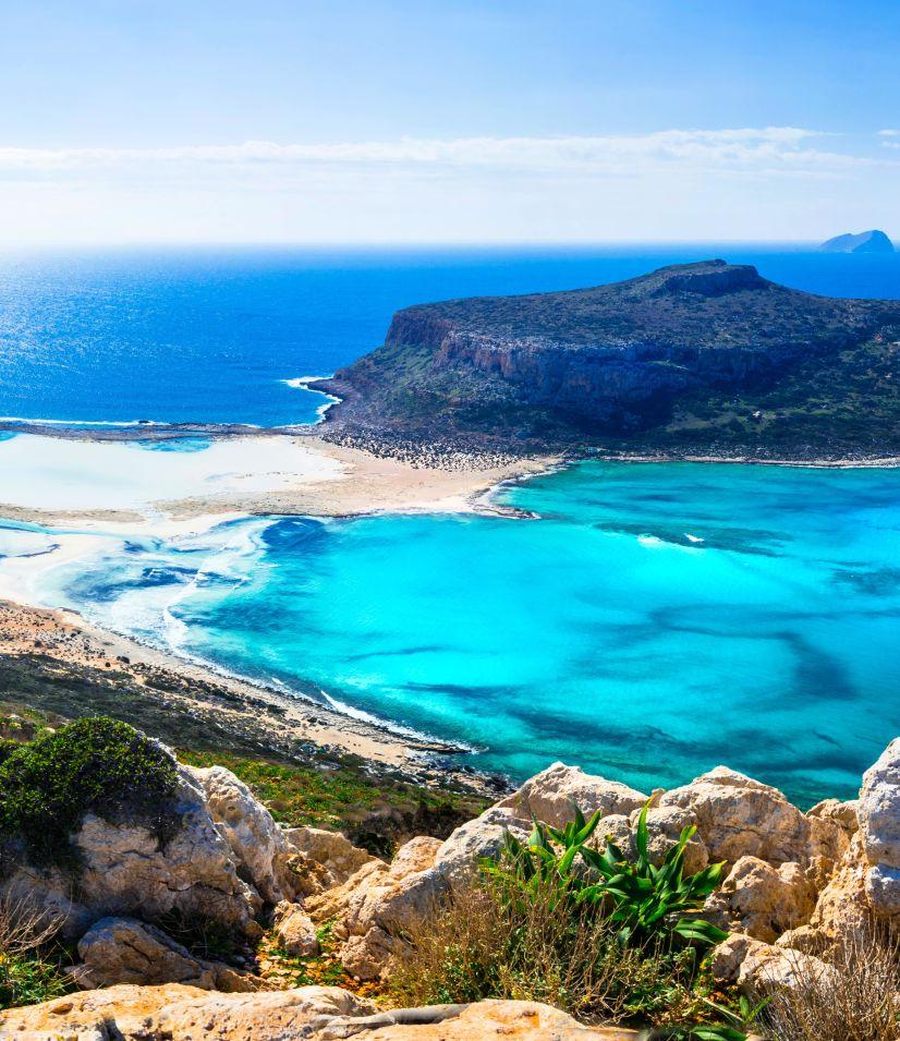 Presqu'île de Rodopos -Milia / Paleochora