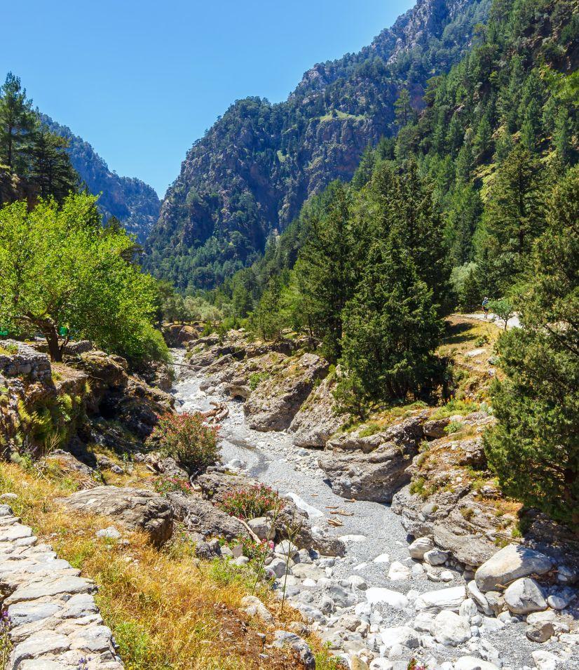 Gorges de Samaria - Agia Roumeli