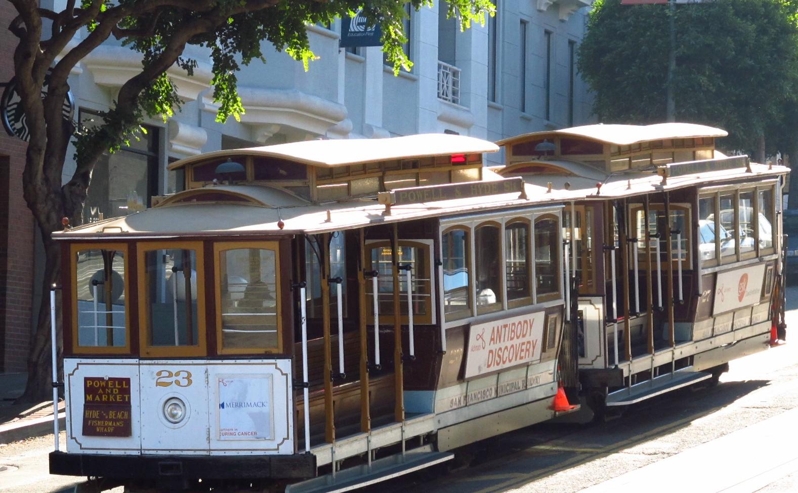 BRUXELLES - SAN FRANCISCO