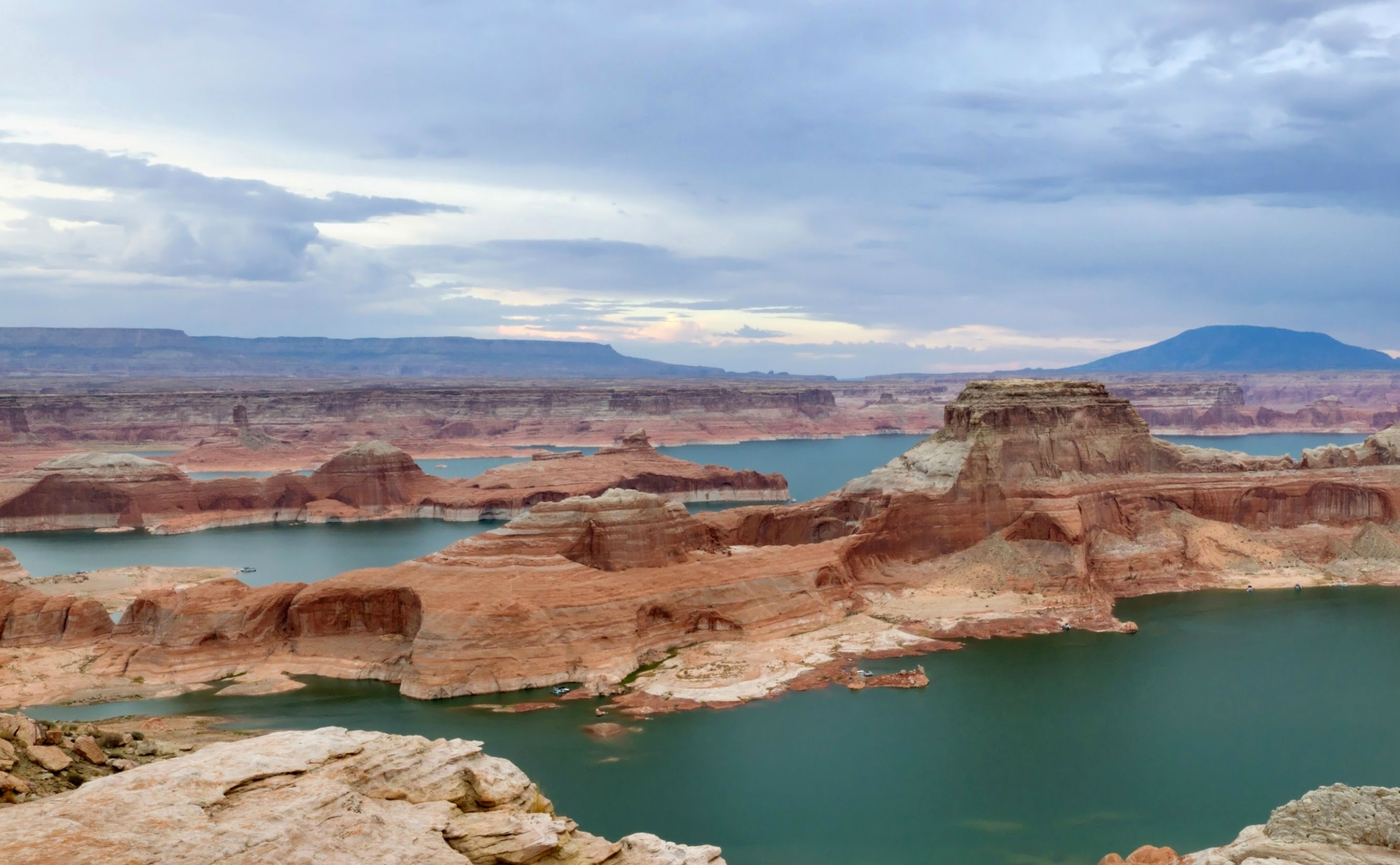 ZION - LAKE POWELL