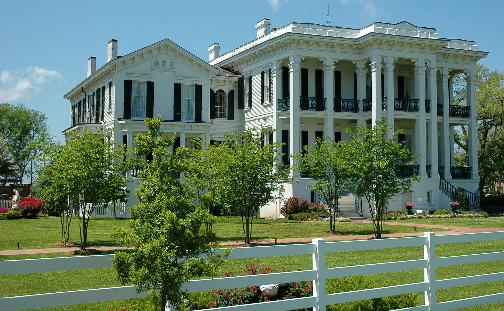 NEW ORLEANS - NOTTOWAY PLANTATION