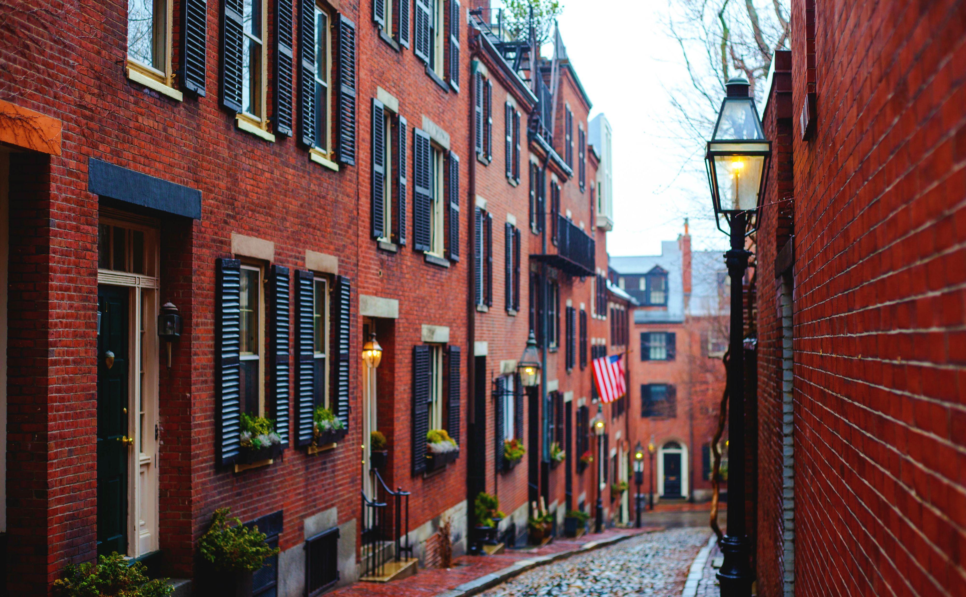 BRUXELLES - BOSTON