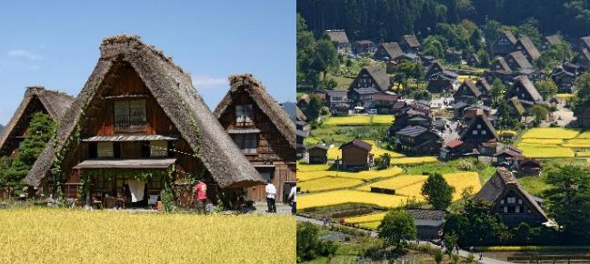 TAKAYAMA – SHIRAKAWAGO